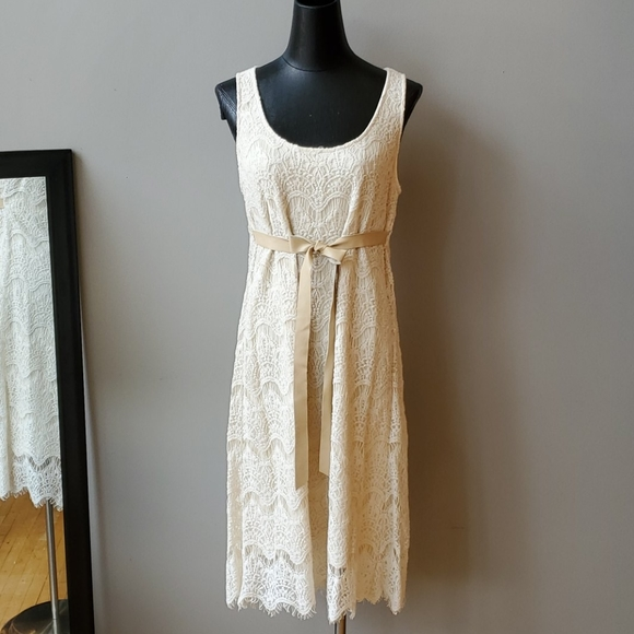 Anthropologie Dresses & Skirts - Peruvian Connection Bianca Lace Dress e